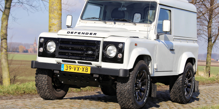 After the huge succes in England the first European Urban truck is for sale at Van Waterschoot